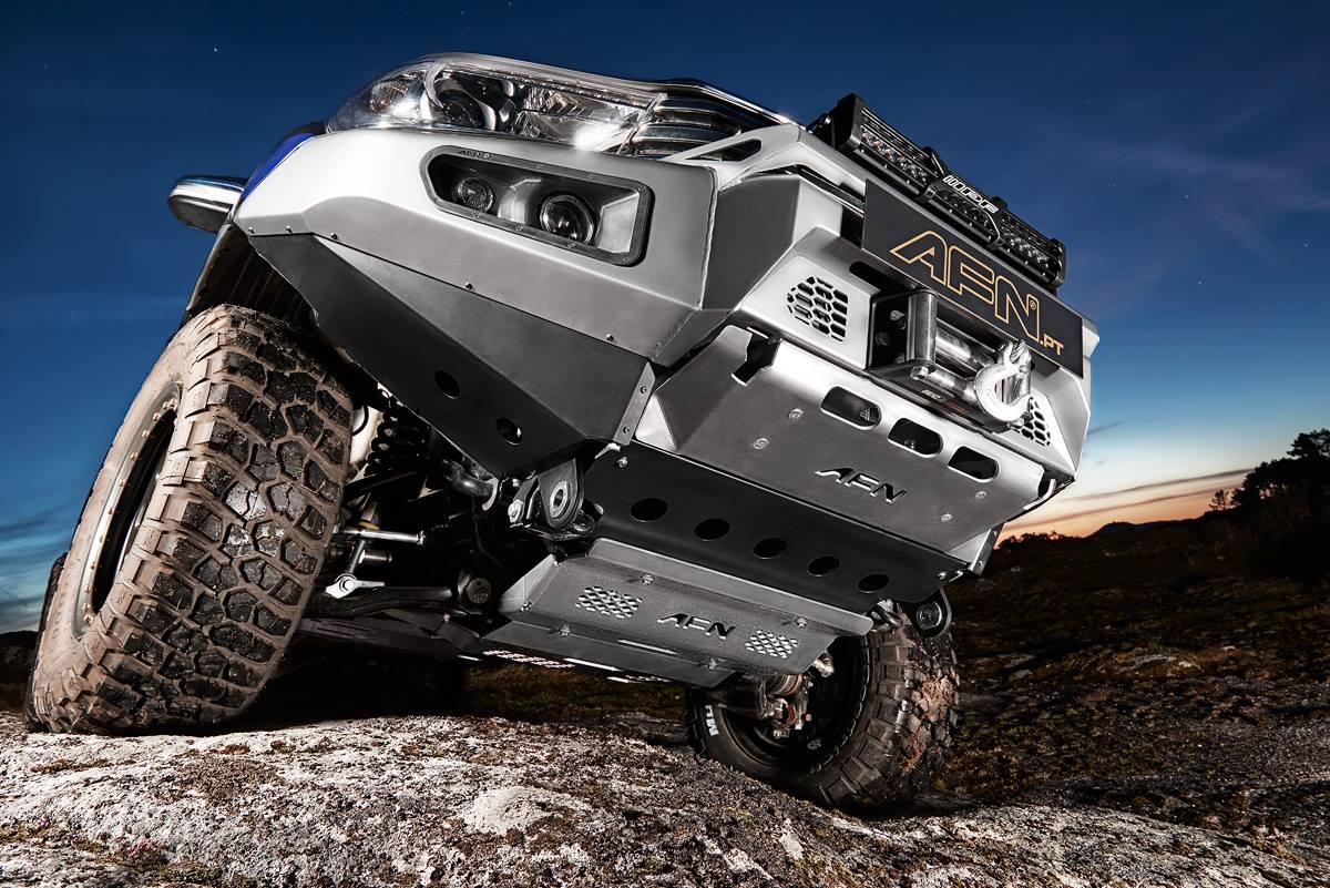 Toyota Hilux Revo N80 2015 Wide Body Afn 4x4 Australia