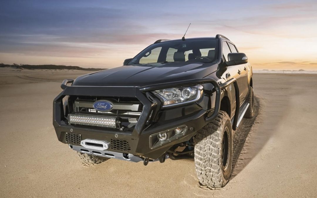 FORD RANGER PXII (2015-2017) PXIII without tech pack ONLY