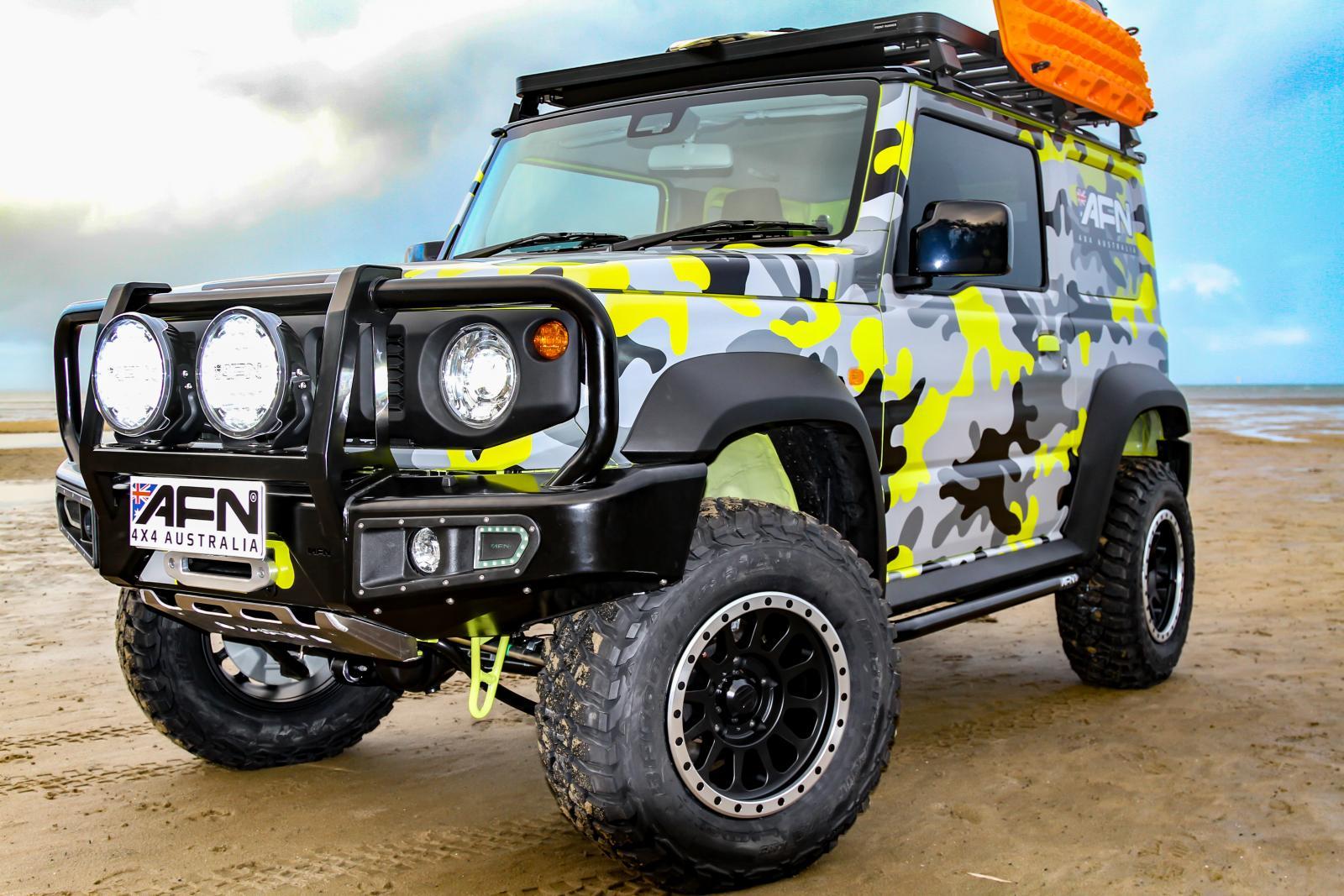 Suzuki Jimny 2019 | AFN 4x4 Australia