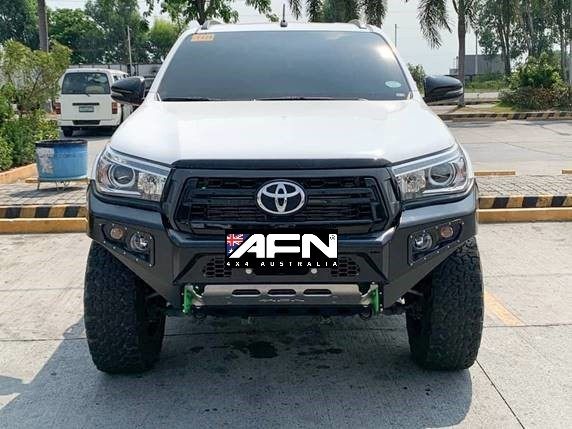 Toyota Hilux N80 2018-mid 2020 (please check with your dealer)